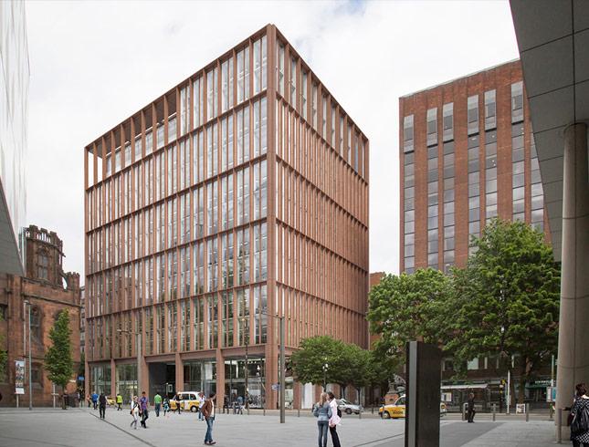 £70 million office scheme on Deansgate